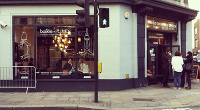 Photo of Coffee Shop Old Shoreditch Station at 1 Kingsland Rd, Shoreditch E2 8AA, United Kingdom