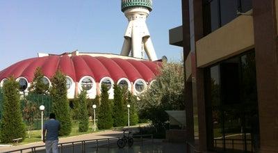 "Photo of Tennis Court Спорткомплекс ""Узбекистан"" at Yunosobod, Tashkent, Uzbekistan"