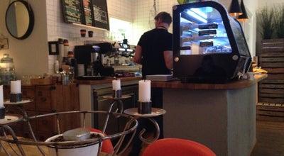 Photo of Restaurant Koffie at 25 Roerstrandsgatan, Stockholm 113 41, Sweden