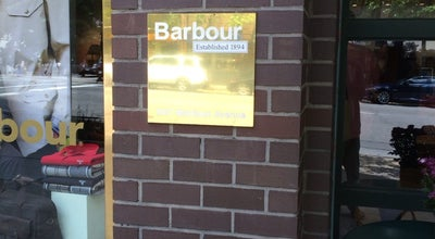 Photo of Clothing Store Barbour at 1047 Madison Ave, New York, NY 10075, United States