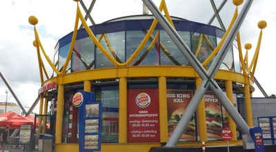 Photo of Fast Food Restaurant Burger King at Tafelbergweg 4, Amsterdam-Zuidoost 1105 BN, Netherlands