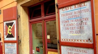 Photo of Cafe Cafe Ebel at Retezova, 255/9, Prague, Czech Republic