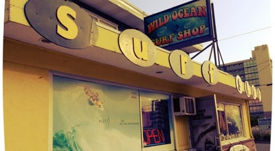 Photo of Other Venue Wild Ocean Surf Shop at 5011 Ocean Ave, Wildwood, NJ 08260