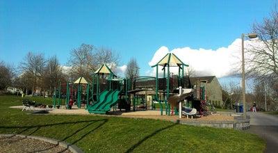 Photo of Playground Edwin T Pratt Park at 1800 S Main St, Seattle, WA 98144, United States
