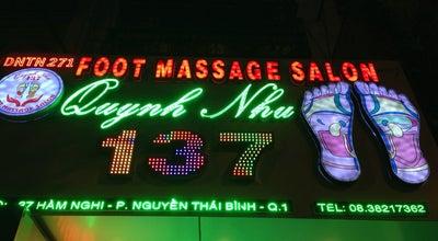 Photo of Spa Sailing Foot Massage at 103 Hàm Nghi, P. Nguyễn Thái Bình, Ho Chi Minh City 70000, Vietnam