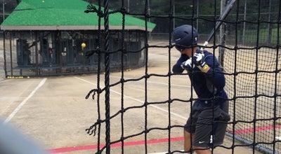 Photo of Baseball Field Upton Hill Batting Cage at 6060 Wilson Blvd, Arlington, VA 22205, United States
