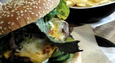 Photo of Fast Food Restaurant Beat'n'Burger at Koenigsbruecker Str. 74, Dresden 01099, Germany