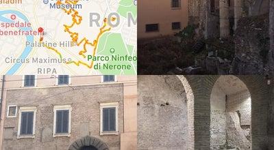Photo of Monument / Landmark Crypta Balbi at Via Della Botteghe Oscure 31, Rome, Italy