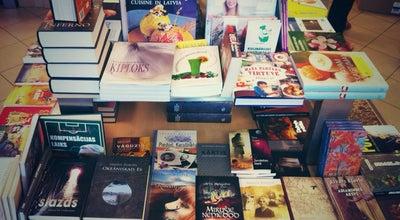 Photo of Bookstore J. Rozes Grāmatnīca at Latvia