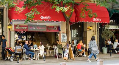 Photo of Italian Restaurant Rose Marine Cafe Restaurant at Kılıç Ali Paşa Mah. Akarsu Cad. No: 27, Istanbul 34443, Turkey