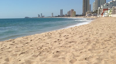 Photo of Beach Pato Blanco Beach at Mazatlan, Mexico