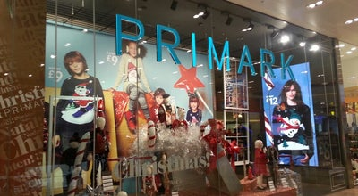 Photo of Clothing Store Primark at 62 Westfield Stratford City, London E20 1EL, United Kingdom