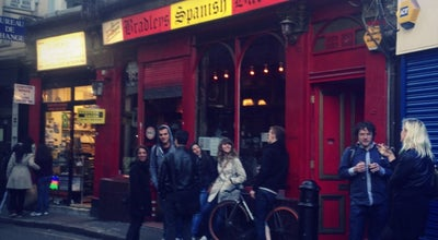 Photo of Pub Bradley's Spanish Bar at 42-44 Hanway Street, London W1T 1UT, United Kingdom