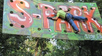 Photo of Theme Park Мотузковий парк «South-Park» at Пктав Ім. Артема, Kharkiv, Ukraine