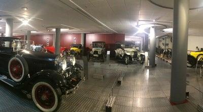 Photo of Tourist Attraction Museo de la Historia de Automocion at Mercado Viejo, Salamanca 37008, Spain