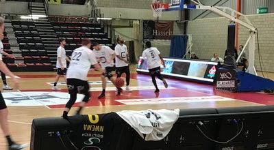 Photo of Basketball Court Limburg United Basketbal at Herkenrodesingel 33, Hasselt 3500, Belgium