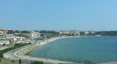 Photo of Beach Hamzakoy Kordon at Turkey