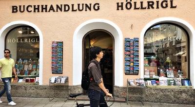 Photo of Tourist Attraction Buchhandlung Hollrigl at Sigmund-haffner-gasse 10, Salzburg 5020, Austria