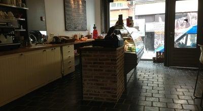 Photo of Sandwich Place Kom Chez Jess at Vlaamsesteenweg 169 Rue De Flandre, Brussels 1000, Belgium