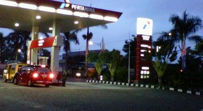 Photo of Arcade SPBU Pertamina 44.563.02 at Jl. Mayjend Bambang Sugeng Km.2, Wonosobo, Indonesia