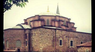 Photo of Mosque Küçük Ayasofya Camii at Küçük Ayasofya Mah. Cami Sok. Fatih, İstanbul, Turkey