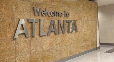 Photo of Airport Hartsfield-Jackson Atlanta International Airport at 6000 N Terminal Pkwy, Atlanta, GA 30320, United States