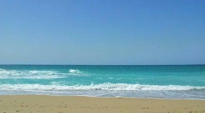 Photo of Beach Argaman Beach (חוף ארגמן) at Netanya, Israel