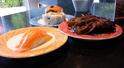 Photo of Japanese Restaurant Rainbow Sushi Train at 3 Bugnan Street, Mona Vale, Ne 2103, Australia