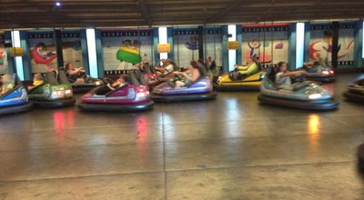 Photo of Theme Park Bumper Cars at Kennywood, PA 15122, United States