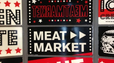 Photo of American Restaurant MEATmarket at The Deck - Jubilee Market Hall, London WC2E 8BE, United Kingdom
