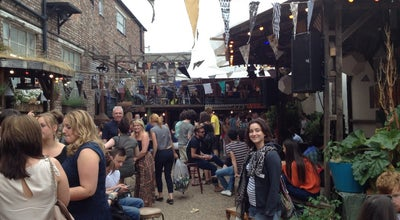 Photo of Bar Kazimier Garden at Seel Street, Liverpool L1 4JJ, United Kingdom