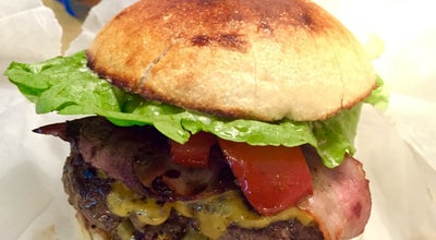 Photo of Burger Joint Biggie B at Haarenstraße 9, Oldenburg (Oldenburg) 26122, Germany