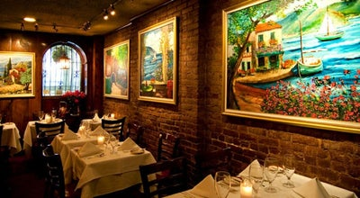 Photo of French Restaurant Le Rivage at 340 W 46th St, New York, NY 10036, United States
