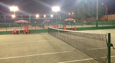 Photo of Tennis Court CET tenis & squash at Brazil