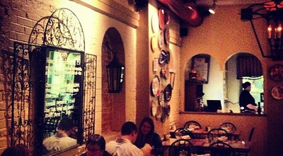 Photo of Italian Restaurant Panza at 326 Hanover St, Boston, MA 02113, United States