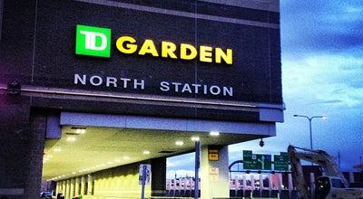 Photo of Train Station MBTA North Station at 135 Causeway St, Boston, MA 02114, United States
