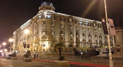 Photo of Hotel Hotel María Cristina at Paseo República Argentina 4, Donostia / San Sebastián 20004, Spain