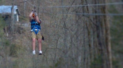 Photo of Theme Park Adventure Park Zip Lines of Sevierville at 1628 Parkway, Sevierville, TN 37862, United States