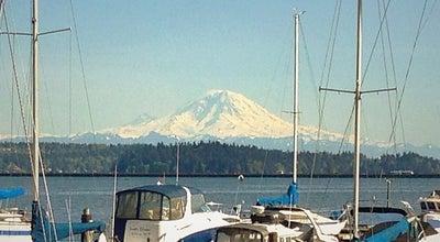 Photo of Harbor / Marina Leschi Marina at 102 Lakeside Ave, Seattle, WA 98122, United States
