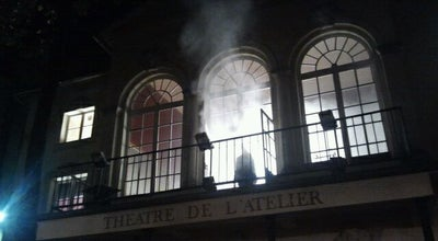 Photo of Theater Théâtre de l'Atelier at Place Charles Dullin, Paris 75018, France