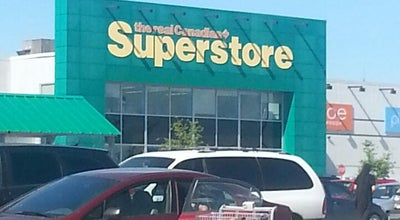 Photo of Supermarket Real Canadian Superstore at 1385 Sargent Ave., Winnipeg, MB R3E 3P8, Canada