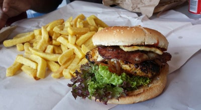 Photo of American Restaurant Big J's Takeaways at 4/1 Melton Road, Auckland 1060, New Zealand