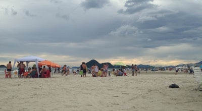 Photo of Beach Praia de Riviera at Bertioga, Brazil
