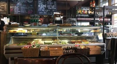 Photo of Italian Restaurant Cafe Forum at 146 Gloucester Road, London SW7 4SZ, United Kingdom