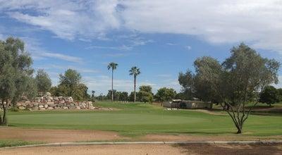 Photo of Golf Course Ken McDonald Golf Course at 800 East Divot Drive, Tempe, AZ 85283, United States