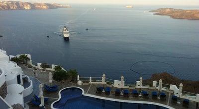 Photo of Hotel Volcano View Hotel Santorini at Fira 84700, Greece