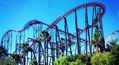 Photo of Tourist Attraction Six Flags Magic Mountain at 26101 Magic Mountain Parkway, Santa Clarita, CA 91355, United States