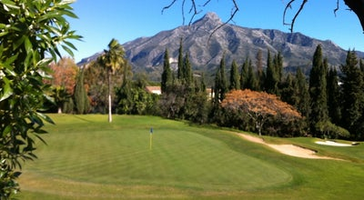 Photo of Golf Course Aloha Golf Club at Urbanizacion Aloha Golf, Marbella 29660, Spain
