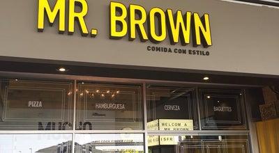 Photo of American Restaurant Mr. Brown at Avenida Anillo Periferico En San Jeronimo Plaza Platino 1300, Monterrey 64630, Mexico