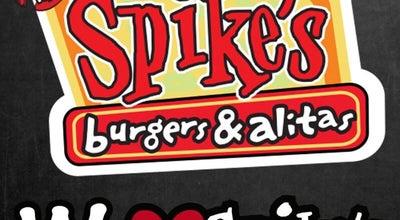 Photo of Burger Joint Spike's at Río Pánuco, Col. Tecnológico, Monterrey, Mexico